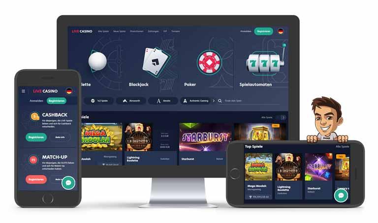 live.casino erfahrungen