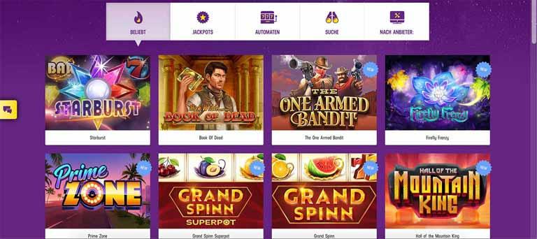 lucky casino spiele