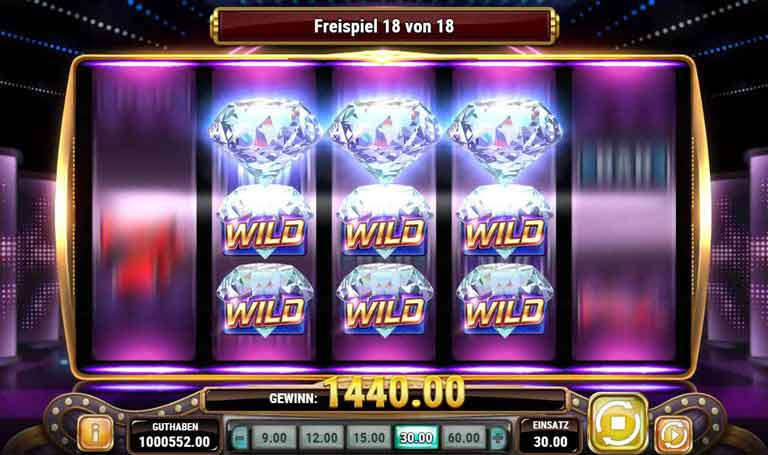 Free Spins Feature Big Win 777 Slot