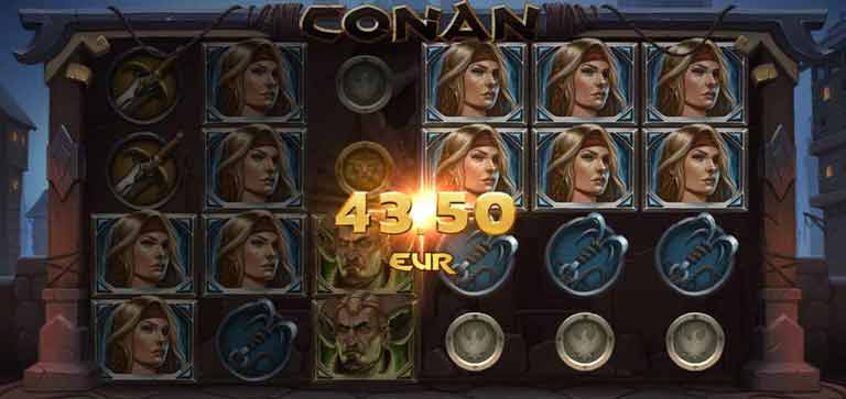 conan slot city of thieves feature
