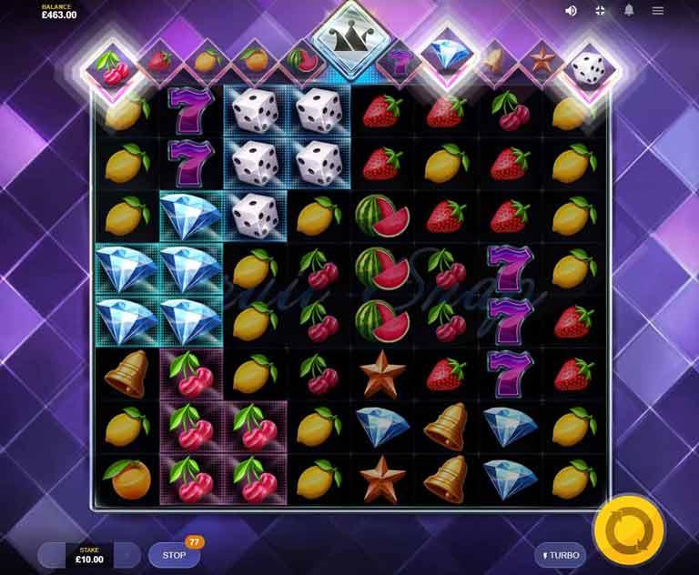 fruit snap slot gameplay