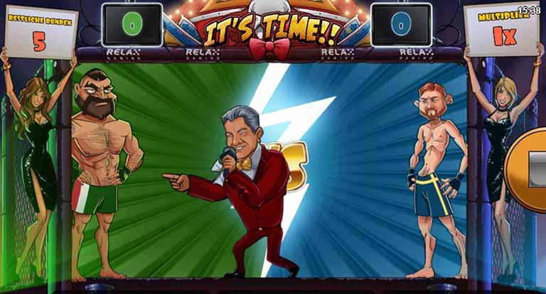 Fighter Bonus vom Its Time Slot