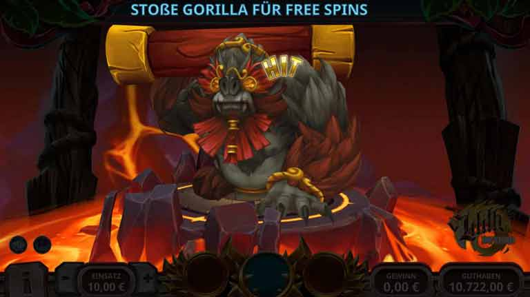 Free Spins Feature Liliths Inferno Slot