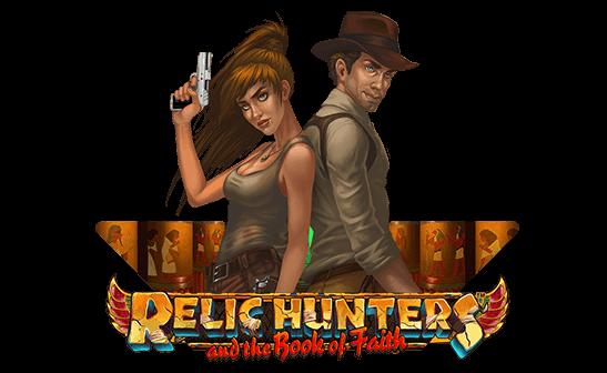 Relic Hunters Logo