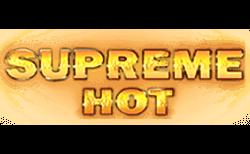 Supreme Hot Logo