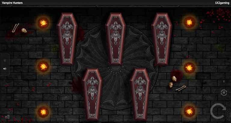 Bonusspiel Vampire Hunters Slot
