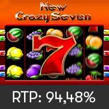 new crazy seven loewen play spielautomat