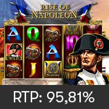 rise of napoleon loewen play spielautomat