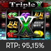 triple x loewen play spielautomat