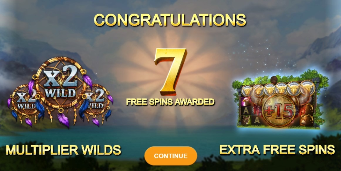 blazing bull slot free spins_feature