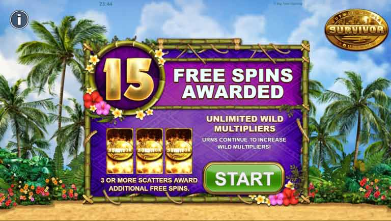 survivor megaways slot free spins feature